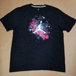 Jordan Jumpman Crew Neck T-Shirt Mens Size Large
